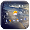 Weather updates app ❄️
