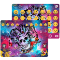 Clown It Joker Face Keyboard