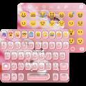 Rain Dewdrop Emoji Keyboard
