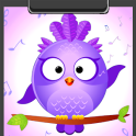 Cute Owl Coloring Book