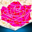 Flowers Photo Crop