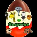 Surprise Eggs Animals