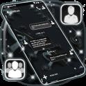 Black New SMS Theme