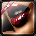 Color Lips Live Wallpaper