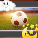 Football Weather Clock Widget