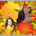Leaves Photo Collage Editor