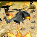 Heli Army Battle Gunship