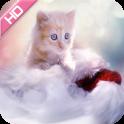 Recién nacido gatitos fondos