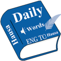 Daily words English to Hausa
