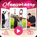 Anniversary video slideshow