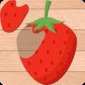 Food Puzzle for Kids: Preschool