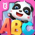Super Panda's ABC puzzler game