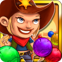 Wild West Cowgirl Bubbleshooter