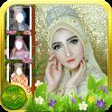 Hijab Kebaya Crown Camera