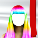 Color Hairstyle Photo Camera