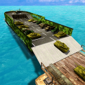 US Army Transport Tank Cruise Ship Helicopter Game