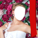 Bride Gown Photo Montage