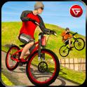 Offroad Bike Stunt Racer game 2018