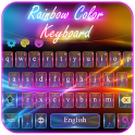 Neon Electric Color Keyboard