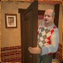 Scary Neighbor Strange House
