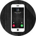 HD Phone 7 Black Caller Screen