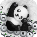 Panda Kawaii-Cheetah keyboard