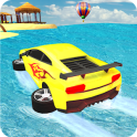 Water Surfer car Floating Beach Drive