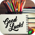 Good Luck & Exam Best Wishes