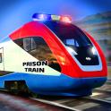 Policía Tren de Transporte Penitenciario Simulador