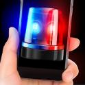 Siren police flasher sound sim