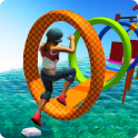 New Water Stuntman Run 2019: Water Park Free Games
