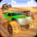 Monster Truck Desert Death Race