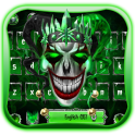Joker Skull Keyboard Theme