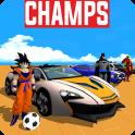 Master Superheroes Car Race