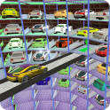 Multi-Level Underground Car Parking Driving School