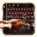 SportyCar Keyboard Theme