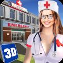 Hospital ER Emergency Heart Surgery: Doctor Games