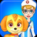 Fluffy Pets Vet Doctor Care