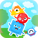 Candy Shapes Baby Fun Drawing & Tracing Game