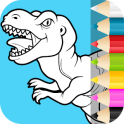 Dino Coloring Pages