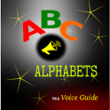 Alphabets - Voice Guide - Speaking