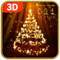 3D Christmas Live Wallpaper &Countdown Widget Free