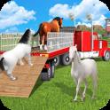 Horse Transport Truck Sim 19 -Rescue Thoroughbred