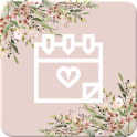 Countdown for wedding clock-Wedding reminder timer