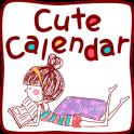 Cute Calendar Free