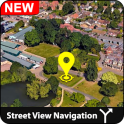 GPS Live Street View Map: Earth Navigation