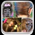 Peinados para niñas 2016