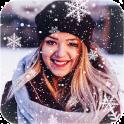 Snow photo editor
