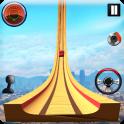 Grand Vertical Ramp Car Racing: Mega Ramp Stunts
