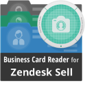 Business Card Reader for Zendesk Sell
